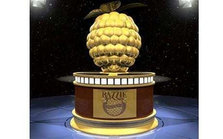 Golden Raspberry Awards History of the Golden Raspberry Awards Telegraph