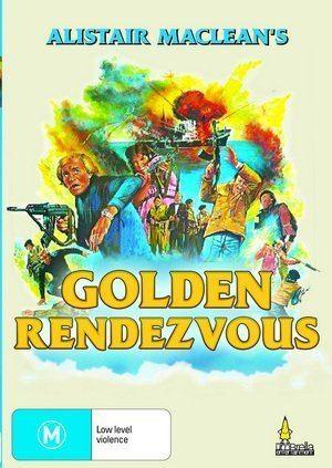 Golden Rendezvous Golden Rendezvous Nuclear Terror Amazoncouk Richard Harris