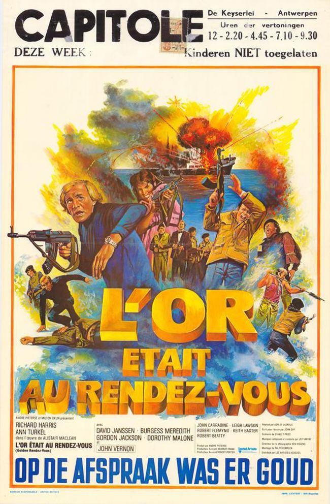 Golden Rendezvous GOLDEN RENDEZVOUS 1977 The Betamax Rundown