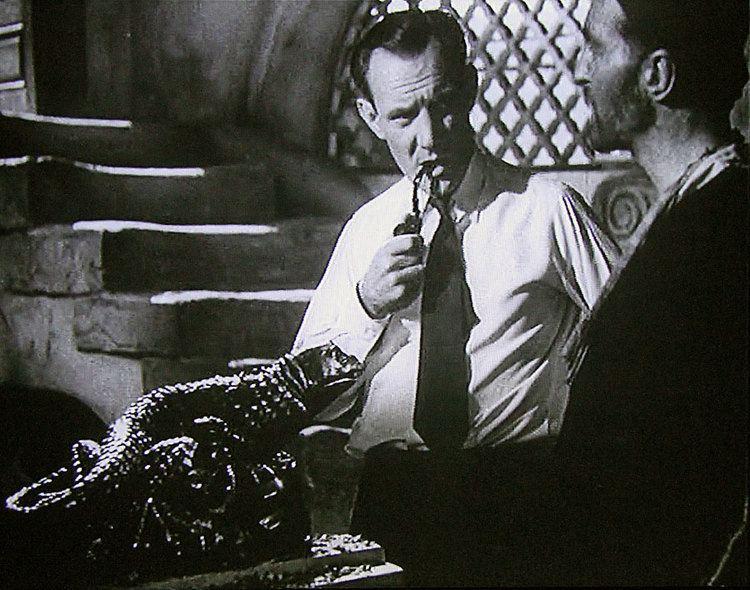 Golden Salamander (film) Golden Salamander 1950