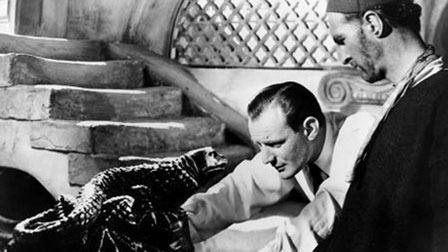 Golden Salamander (film) Golden Salamander GFD 1949 Trevor Howard Anouk Aimee Memorable TV