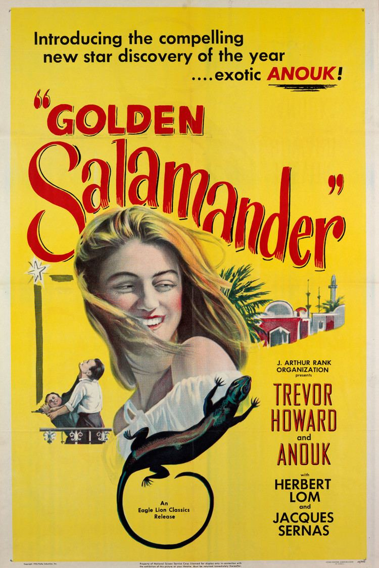 Golden Salamander (film) wwwgstaticcomtvthumbmovieposters4722p4722p