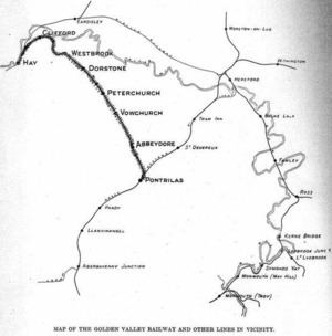 Golden Valley Railway httpsuploadwikimediaorgwikipediadethumb9