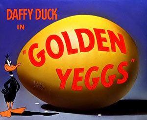 Golden Yeggs movie poster
