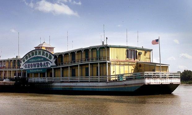 Goldenrod (showboat) Goldenrod Showboat may face scrap heap St Charles stltodaycom