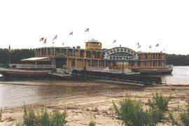 Goldenrod (showboat) The Goldenrod Showboat St Charles Missouri