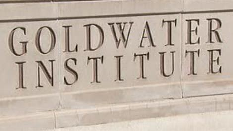 Goldwater Institute Goldwater Lawsuit Update Phoenix Law Enforcement Association