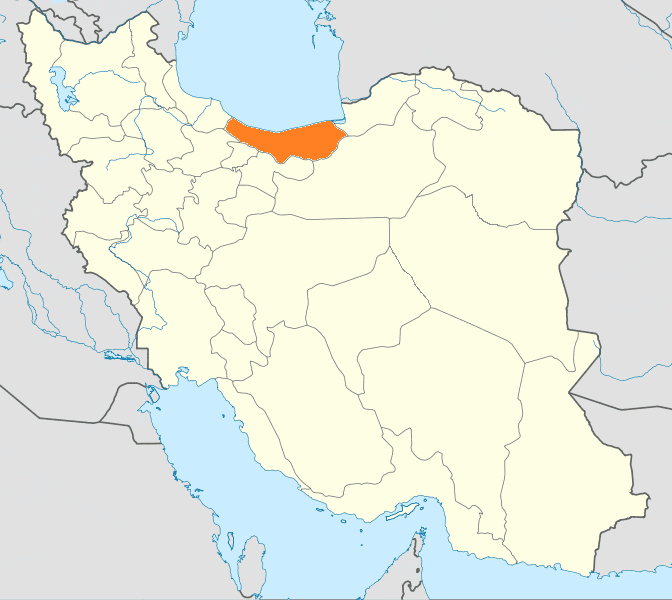 Golestan Province in the past, History of Golestan Province