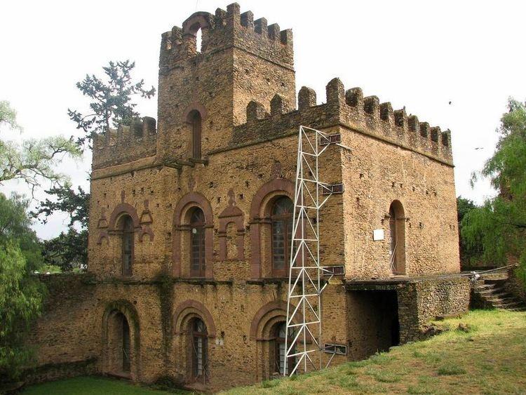 Gondar in the past, History of Gondar