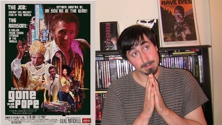 Gone with the Pope Gone With The Pope Movie Review Lets Kidnap The Pope YouTube