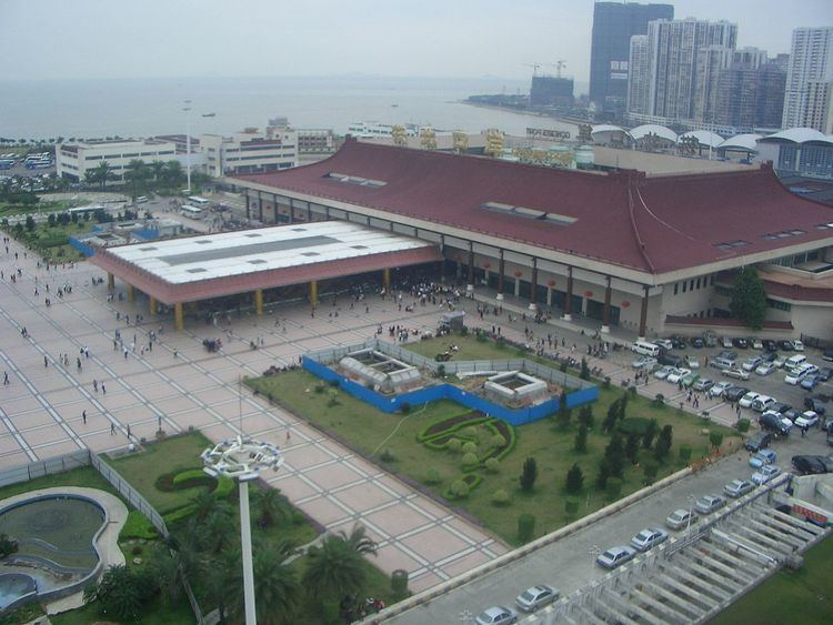 Gongbei Port of Entry