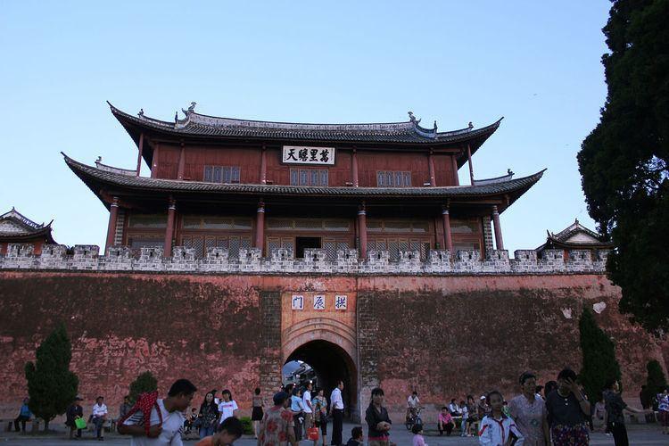 Gongchen Tower