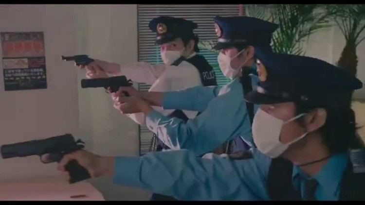 Gonin Saga Gonin Saga Gonin sga theatrical trailer Takashi Ishiidirected