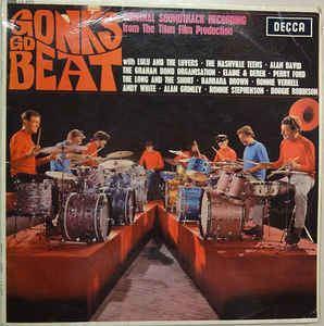 Gonks Go Beat Various Gonks Go Beat Original Soundtrack Recording Vinyl LP