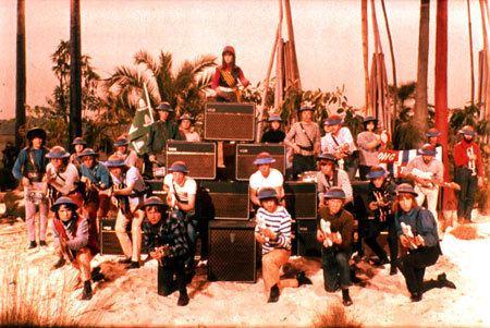 Gonks Go Beat Cinedelica DVD Review Gonks Go Beat 1965