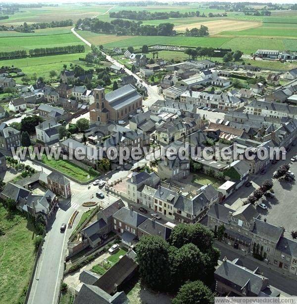 Gonneville-la-Mallet wwwleuropevueducielcomphotosaeriennesapercus