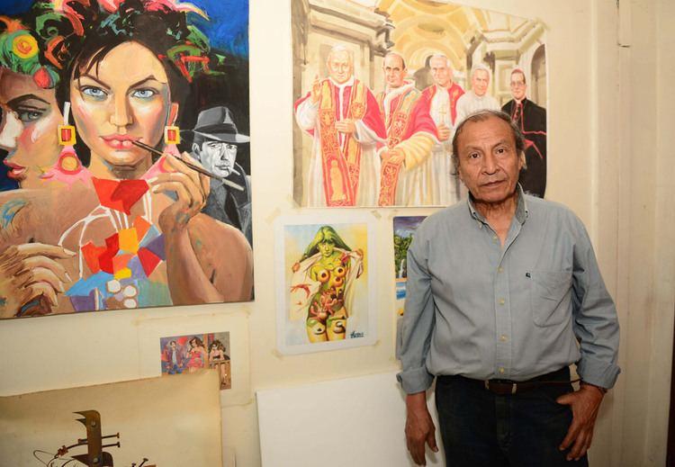 Gonzalo Amancha Gonzalo Amancha exhibe 57 obras Cultura Vida y Estilo El Universo