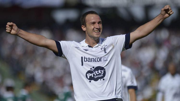 Gonzalo Klusener Klusener empez a pagar con goles su llegada a Quilmes