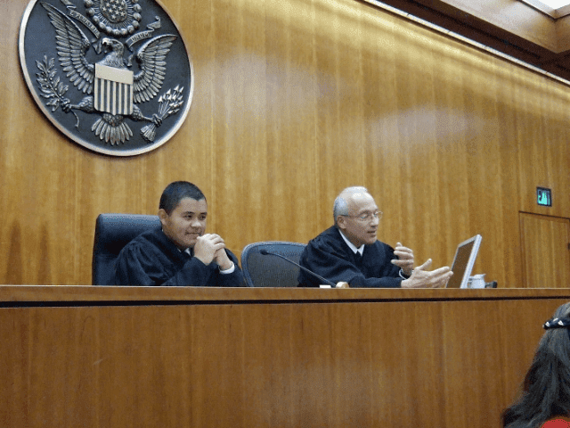 Gonzalo P. Curiel Trump Blasts Hispanic Judge for Bias in Fraud Case Breitbart