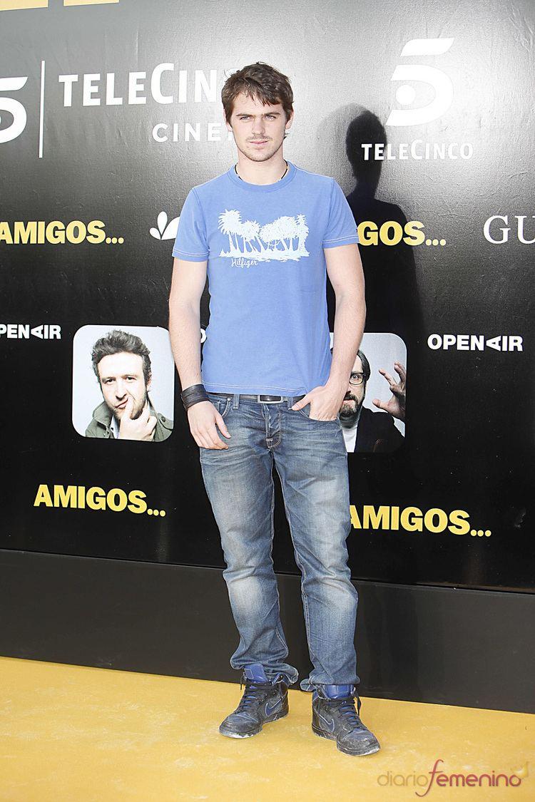 Gonzalo Ramos (actor) El actor Gonzalo Ramos en el estreno de la pelcula