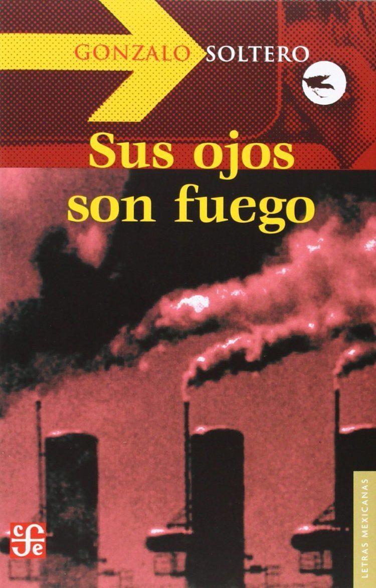 Gonzalo Soltero Sus Ojos Son Fuego Gonzalo Soltero 9789681682668 Books Amazonca