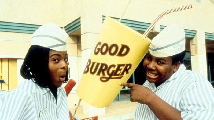 Good Burger Kel Mitchell and Kenan Thompson Are Talking About a Good Burger