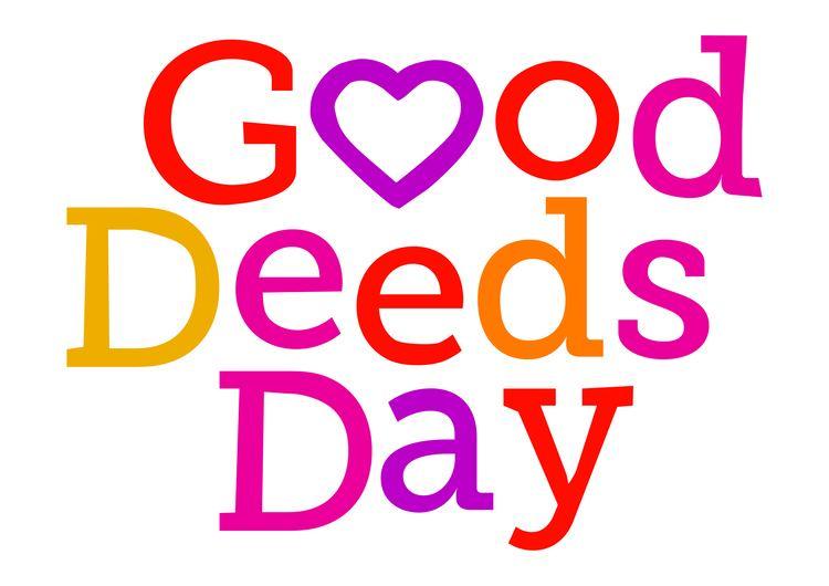 Good Deeds Day httpswwwshariarisoncomsitesshariarisoncom