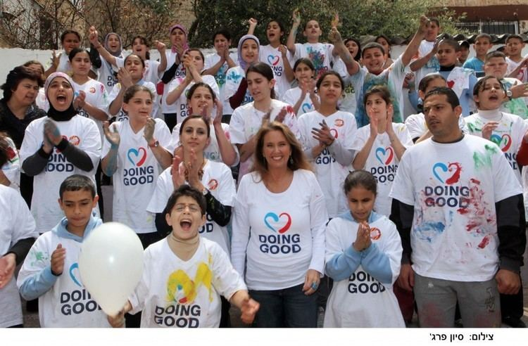 Good Deeds Day International Good Deeds Day brought to you by Israeli billionaire