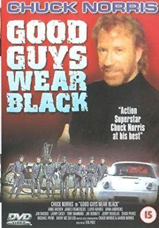Good Guys Wear Black Good Guys Wear Black DVD Amazoncouk Chuck Norris Anne Archer