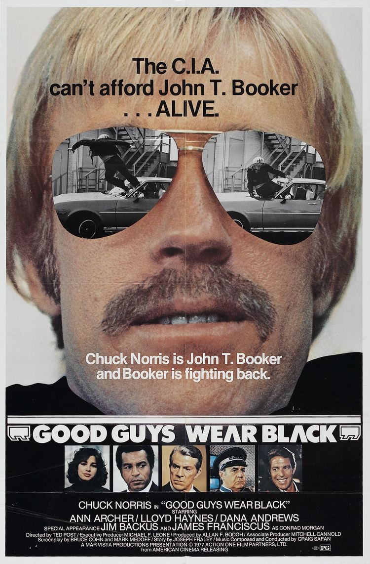 Good Guys Wear Black Peters Retro Reviews Good Guys Wear Black 1978