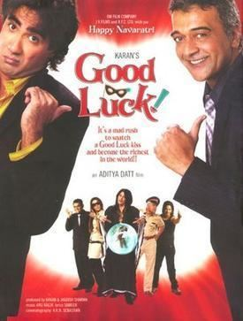 Good Luck! movie poster