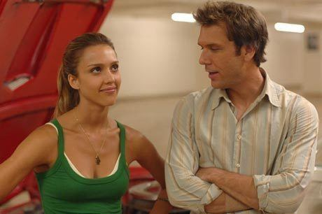 Good Luck Chuck movie scenes I am not the best at reviewing stuff especially movies but here s something Good Luck Chuck ROCKS This movie is one of the best movies i ve seen in 2007
