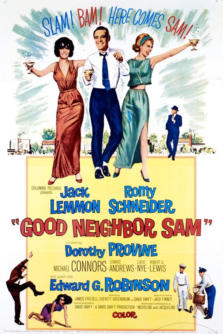 Good Neighbor Sam wwwgstaticcomtvthumbmovieposters1844p1844p
