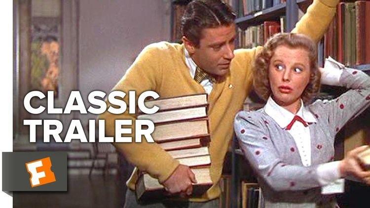 Good News (1947 film) Good News 1947 Official Trailer June Allyson Peter Lawford