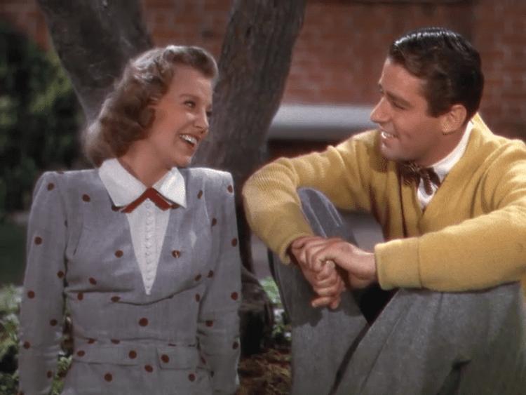 Good News (1947 film) Good News 1947 The Blonde at the Film