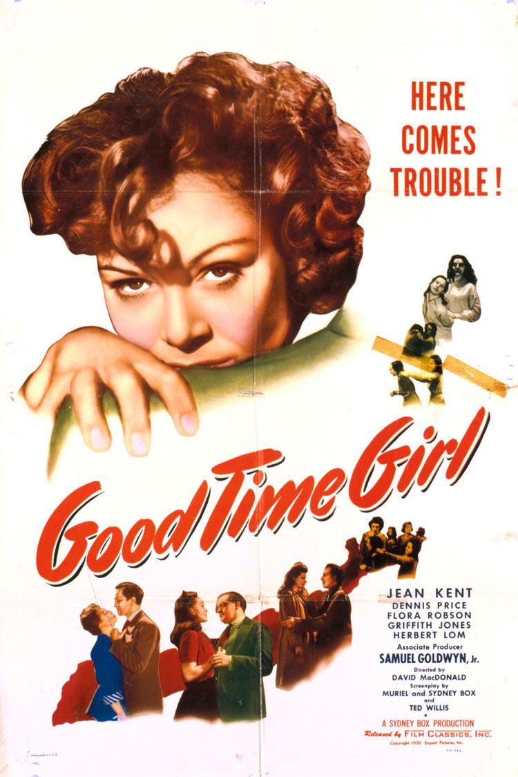 Good-Time Girl wwwgstaticcomtvthumbmovieposters43427p43427