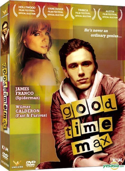 Good Time Max YESASIA Good Time Max 2007 DVD Hong Kong Version DVD James