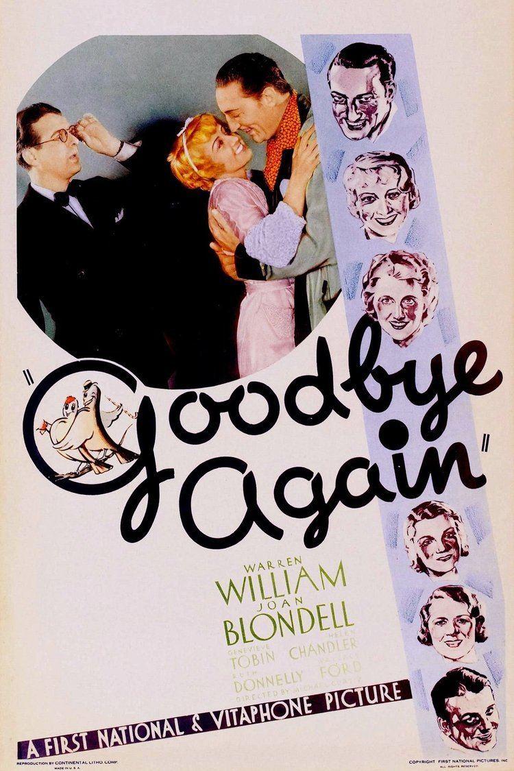 Goodbye Again (1933 film) wwwgstaticcomtvthumbmovieposters7457p7457p