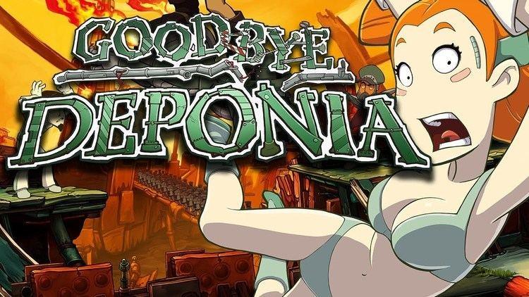 Goodbye Deponia Goodbye Deponia YouTube Gaming