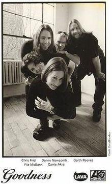 Goodness (band) httpsuploadwikimediaorgwikipediaenthumb9
