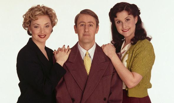 Goodnight Sweetheart (TV series) Nicholas Lyndhurst to reprise role in Goodnight Sweetheart TV