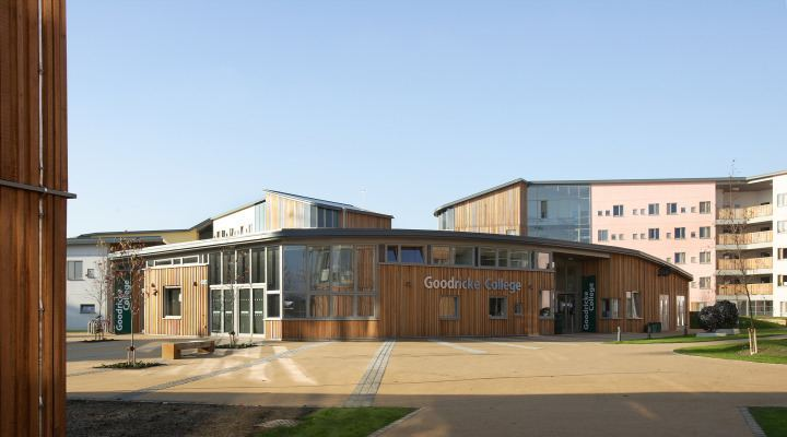 Goodricke College, York Goodricke College image gallery Investing in our campus The