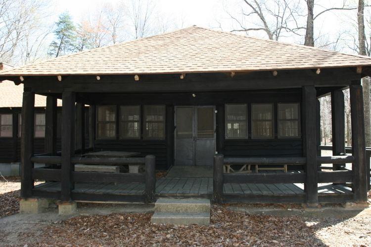 Goodwill Historic District, Chopawamsic RDA Camp 1