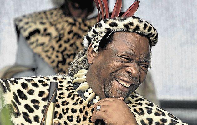 Goodwill Zwelithini kaBhekuzulu Bulawayo24 NEWS Zulu King no longer coming to Zimbabwe