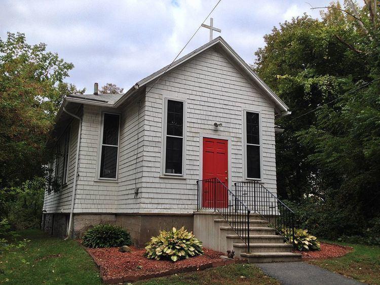 Goodwin Memorial African Methodist Episcopal Zion Church