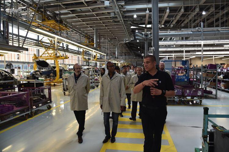 Goodwood plant BMW Photo gallery