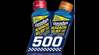 Goody's Fast Relief 500 2014 Goody39s Headache Relief Shot 500 Wikipedia