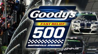 Goody's Fast Relief 500 FAM Goody39s Fast Relief 500 Preview FirstAndMonday