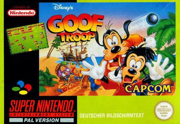 Goof Troop (video game) Goof Troop Game Giant Bomb