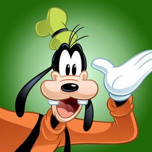 Goofy Goofy Disney Mickey